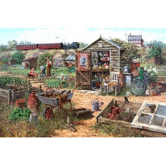 The House of Puzzles Grow Your Own Puzzle 1000 Pieces