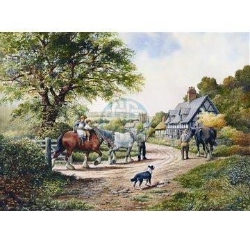The House of Puzzles Homeward Bound 1000 Pièces Puzzle