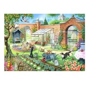 The House of Puzzles Kitchen Garden Puzzle 1000 Pieces