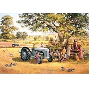 The House of Puzzles Plowman's Lunch Puzzle 1000 Pieces