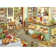 The House of Puzzles Farm Shop Puzzel 1000 Stukjes