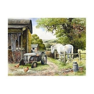 The House of Puzzles Old Timers Puzzel 1000 Stukjes