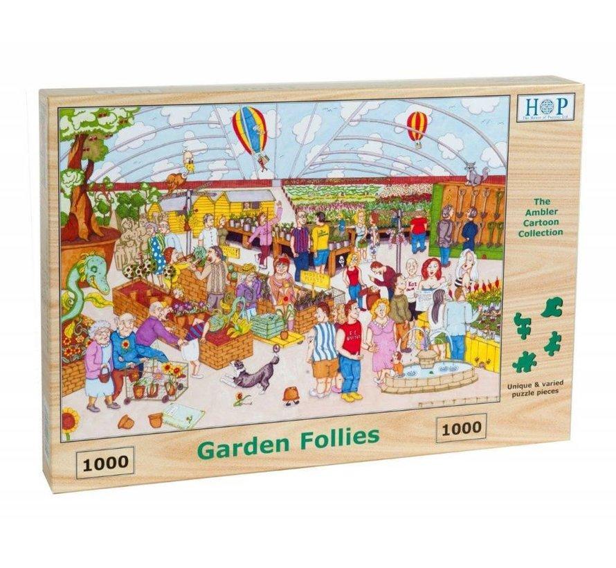 Garden Follies Puzzel 1000 Stukjes