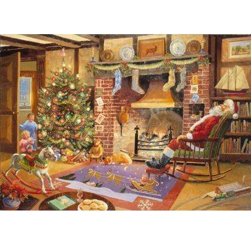 The House of Puzzles N ° 1 - 1000 Pièces Napping Pris Puzzle