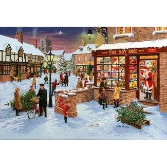 The House of Puzzles No.3 - Secret Santa 1000 Puzzle Pieces