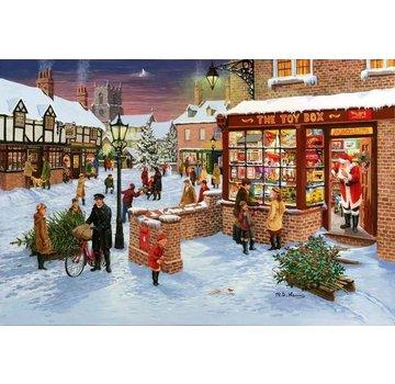 The House of Puzzles N ° 3 - Secret Santa 1000 Puzzle Pieces