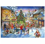 The House of Puzzles No.6 - Christmas Shopping 1000 Puzzle Pieces