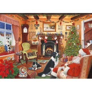 The House of Puzzles No.7 - Me Too Santa 1000 Puzzle Pieces
