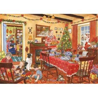 The House of Puzzles No.8 - Unexpected Guest Puzzel 1000 Stukjes
