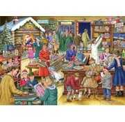 The House of Puzzles No.9 - Christmas Treats Puzzel 1000 Stukjes