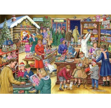 The House of Puzzles No.9 - Weihnachten Treats 1000 Puzzleteile