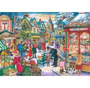 The House of Puzzles No.10 - Window Shopping 1000 Puzzle Pieces