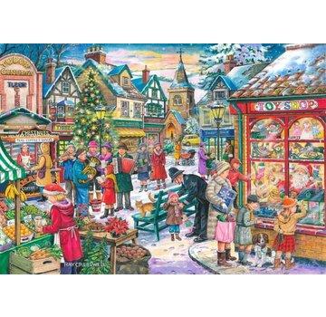 The House of Puzzles No.10 - Window Shopping Puzzel 1000 Stukjes