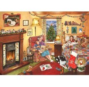 The House of Puzzles No.11 - A Story For Christmas 1000 Puzzle Pieces