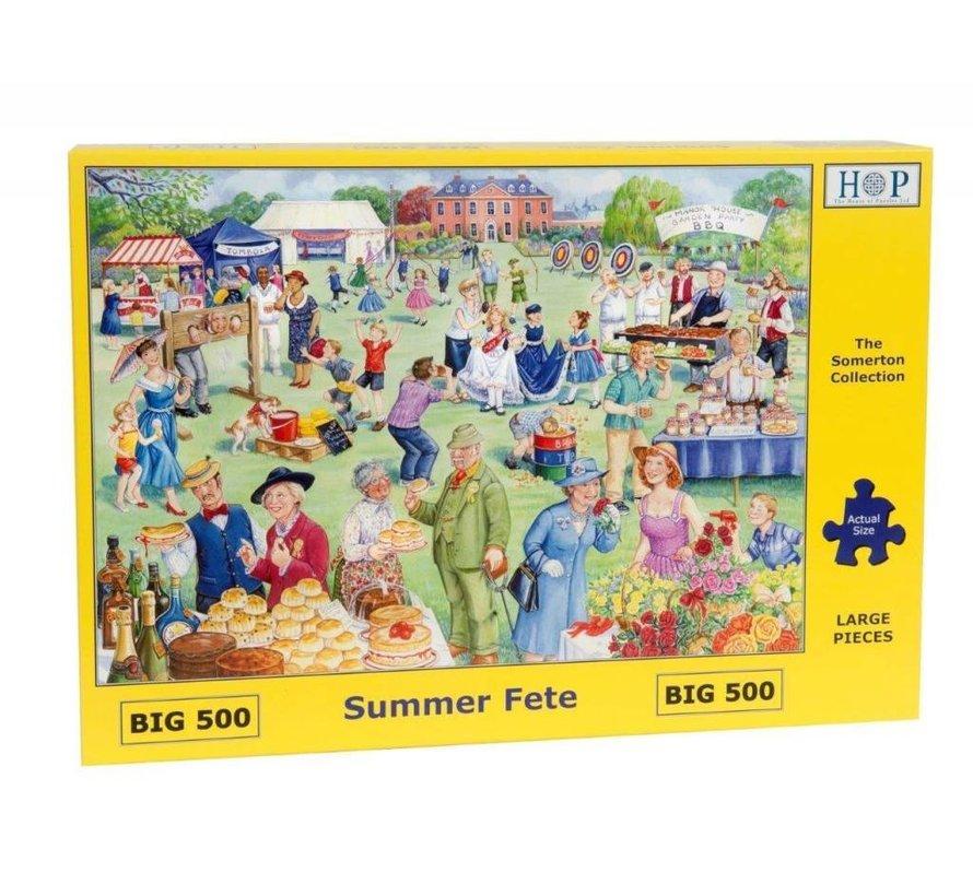 Summer Fete Puzzel 500 Stukjes XL