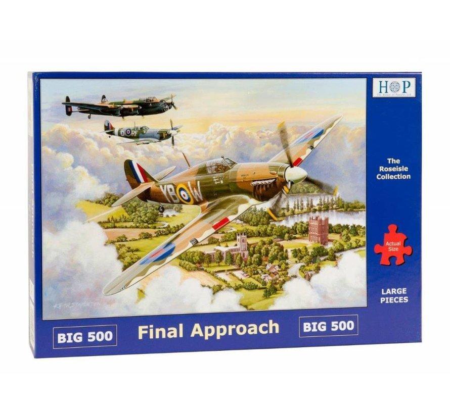 Final Approach Puzzel 500 Stukjes XL