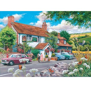 The House of Puzzles Travellers Rest Puzzel 500 Stukjes XL