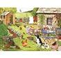 Grandma's Garden Puzzel 500 Stukjes XL