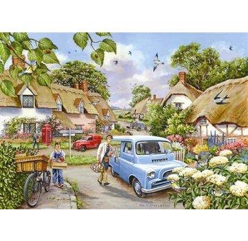The House of Puzzles Morning Fresh Puzzel 500 Stukjes XL