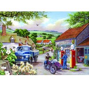 The House of Puzzles Topping Up Puzzel 500 Stukjes XL