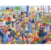 The House of Puzzles Bring and Buy Puzzel 250 Stukjes XL