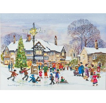 The House of Puzzles Winter Fun Puzzle Stück XL 250