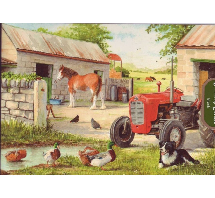 Dog and Duck Puzzel 250 Stukjes XL