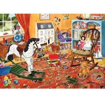 The House of Puzzles Toy Stories Puzzle Pieces XL 250