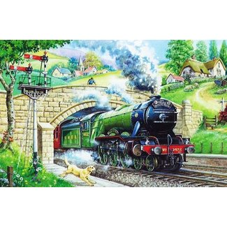 The House of Puzzles Trainspotting Puzzleteile XL 250