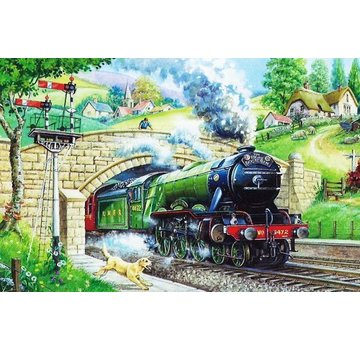 The House of Puzzles Trainspotting Puzzle Pieces XL 250