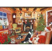 The House of Puzzles No.7 - Me Too Santa Puzzel 500 Stukjes