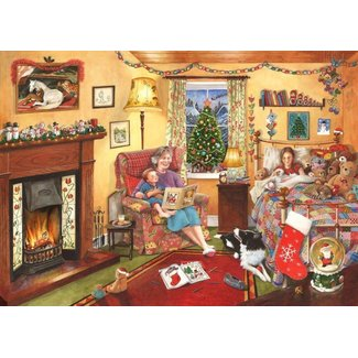 The House of Puzzles No.11 - A Story For Christmas Puzzel 500 Stukjes