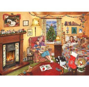 The House of Puzzles No.11 - Une histoire pour Noël Puzzle 500 Pièces