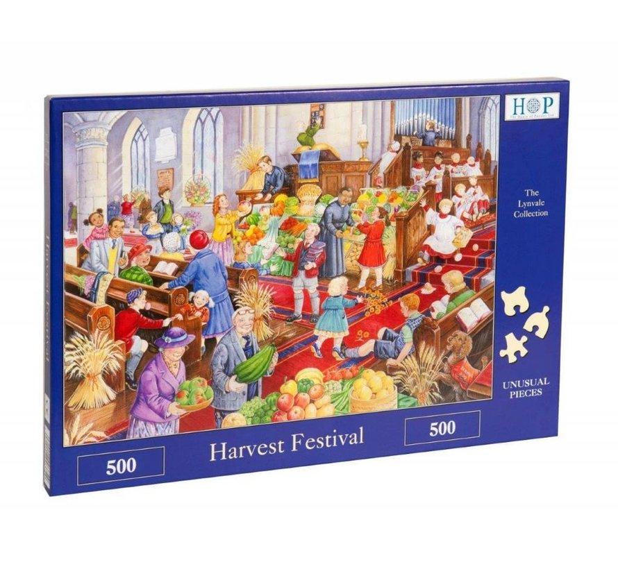 Harvest Festival Puzzel 500 Stukjes