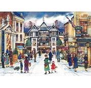The House of Puzzles Aller à la ville 500 Puzzle Pieces
