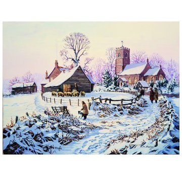 The House of Puzzles Good Shepherd 500 Puzzle Pieces
