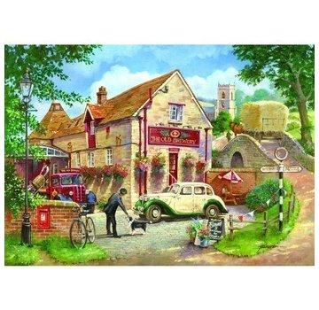 The House of Puzzles Alte Brauerei 500 Puzzle Pieces