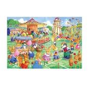 The House of Puzzles Funfair Games Puzzel 80 Stukjes