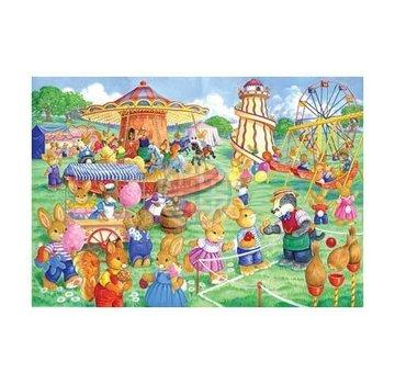The House of Puzzles Funfair Games 80 Puzzle Pieces