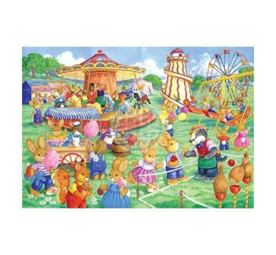 Funfair Games Puzzel 80 Stukjes