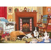 The House of Puzzles Home Comforts Puzzle 1000 pieces