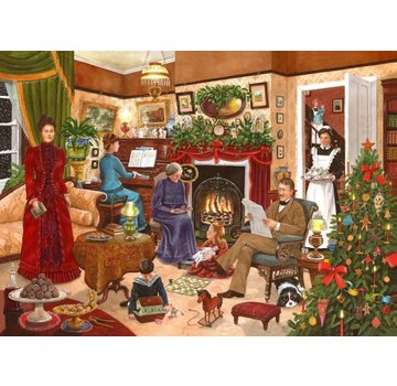 The House of Puzzles No.12 Christmas Past Puzzle 1000 pieces