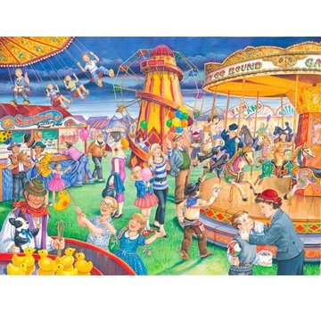 The House of Puzzles Fairground Rides Puzzel 250 XL stukjes
