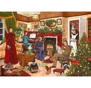 The House of Puzzles No.12 Christmas Past Puzzle 500 pieces