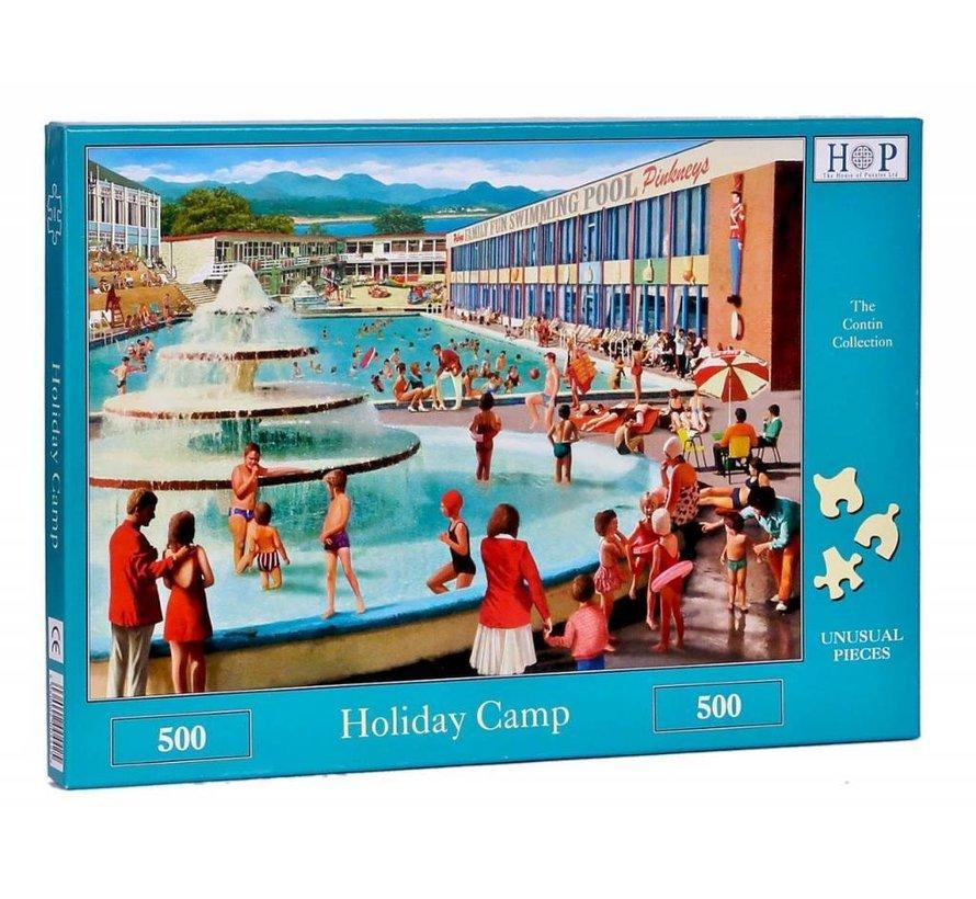 Holiday Camp Puzzel 500 stukjes