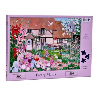 The House of Puzzles Pretty Maids Puzzle 500 Stück