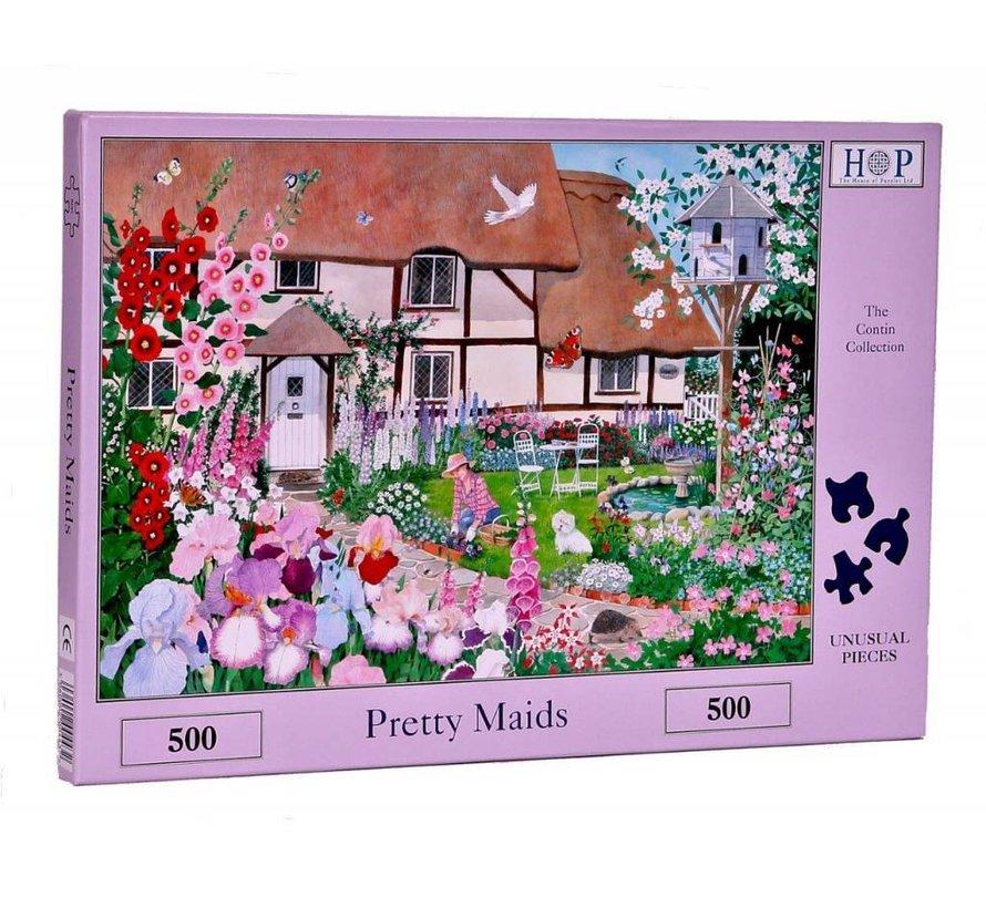 Pretty Maids Puzzel 500 stukjes