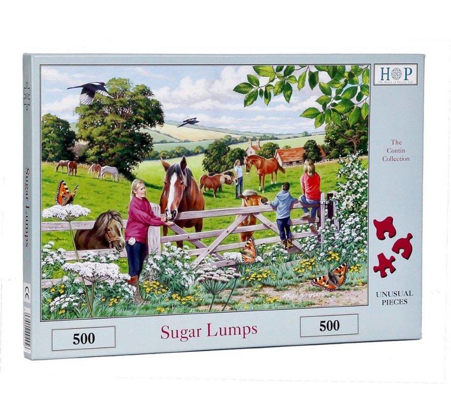 Sugar Lumps Puzzel 500 stukjes