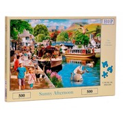 The House of Puzzles Sunny Afternoon Puzzle 500 pieces