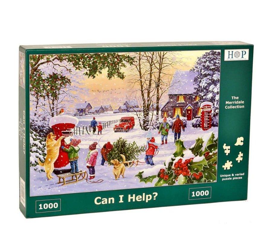 Can i Help Puzzel 1000 stukjes